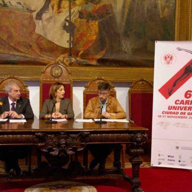 Abiertas las inscripciones para la VI Carrera Universidad-Ciudad de Granada
