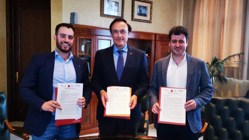 La CRUE, CREUP y ESN Spain piden al Gobierno que apoye en Bruselas triplicar el presupuesto del programa Erasmus+ 2021-2027