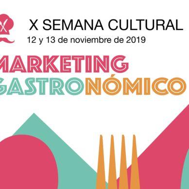 Arranca la X Semana Cultural de Comercio y Gestión