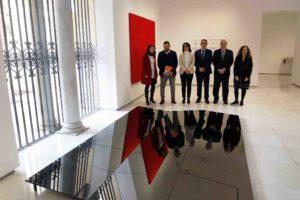 La Fundación Unicaja ha presentado una nueva edición del Certamen Fundación Unicaja de Artes Plásticas, con 65.000 euros de bolsa de compra