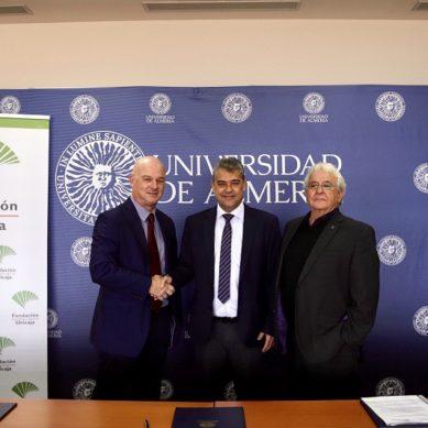 UAL y Fundación Unicaja, unidas contra la contaminación acústica en Andalucía