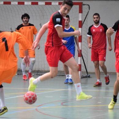 El Trofeo Rector 2019/20 arranca en la UAL con los partidos de Fútbol Sala
