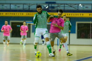 La primera derrota del curso mantiene aún al BeSoccer CD UMA Antequera como líder empatado a 31 puntos con el Real Betis FS