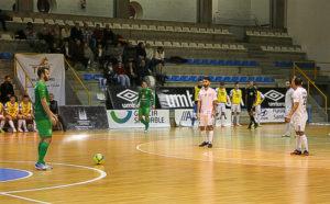 Bessocer CD UMa Antequera se impone al Santiago Futsal