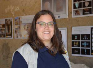 Carmen Navas Egipto arqueología