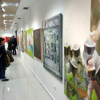 La UJA entrega sus premios de creación artística, literaria y cinematográfica