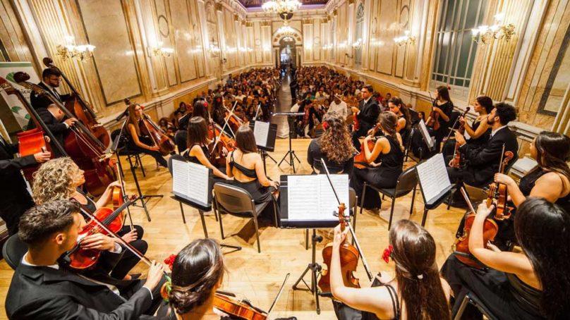 La Fundación Unicaja ofrece un fin de semana repleto de conciertos en Cádiz, Antequera y Málaga