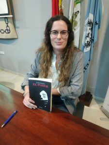 Ana Rocío Ramírez, autora de El Poder, un alegato contra el acoso sexual en la universidad