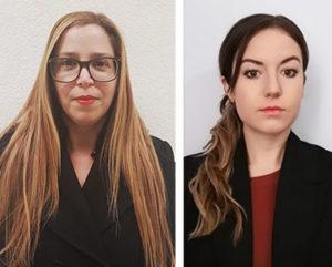 Las investigadoras Lorena Arce y Miriam Seghiri han sido galardonadas con el Premio George Campbell del Aula María Zambrano de Estudios Transatlánticos de la Universidad de Málaga (AMZET)