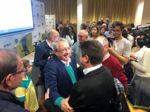 José Ángel Narváez volverá a dirigir el Rectorado de la Universidad de Málaga gracias al apoyo de la comunidad universitaria