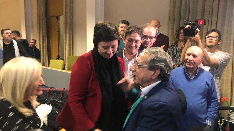 Narváez revalida el cargo de rector con el 82.84% de los apoyos