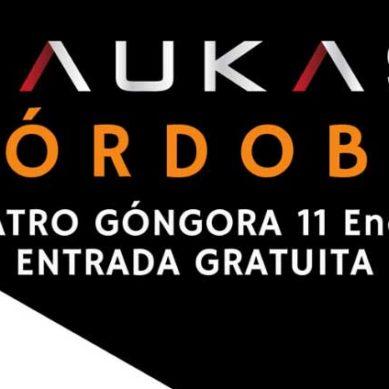 Naukas vuelve al Teatro Góngora de la mano de la Universidad de Córdoba