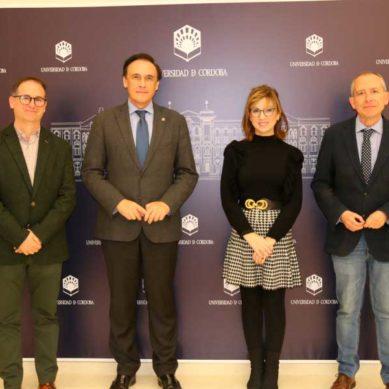 La  Universidad de Córdoba y el grupo Cabezas Romero impulsan el V Certamen Antonio Jaén Morente para jóvenes investigadores