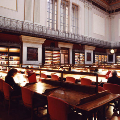 Becas de formación e investigación de la Biblioteca Nacional de España
