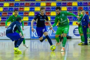 La segunda vuelta del campeonato empezó con derrota para el BeSoccer CD UMA Antequera.