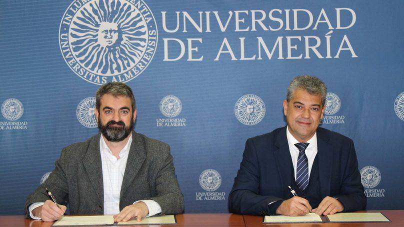 Convenio UAL-Aqualia para el estudio sobre el ciclo del agua