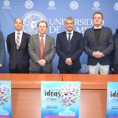 La XIII Feria de las Ideas UAL quiere batir récord de emprendedores e ideas