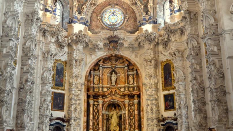La Cartuja de Granada protagoniza dos investigaciones para la UGR