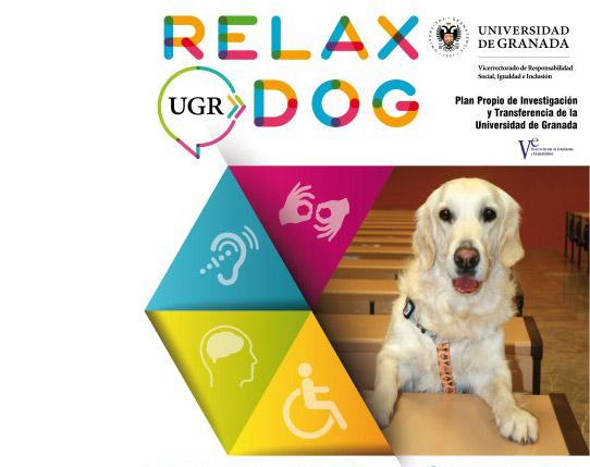 RELAX-UGR-DOG, un proyecto para mejorar el bienestar de los estudiantes con discapacidad