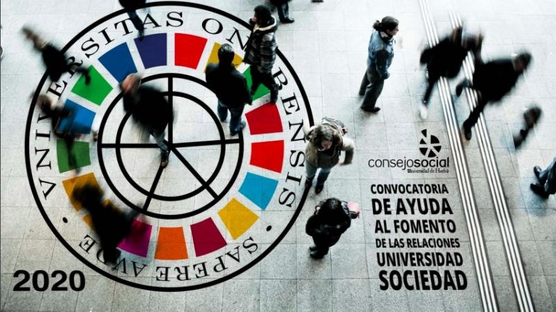Abierto el plazo de la convocatoria de Ayuda al Fomento de las Relaciones Universidad-Sociedad 2020.