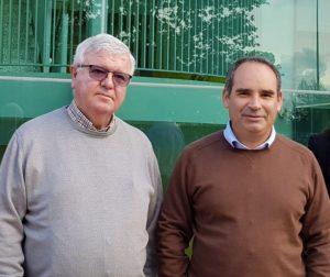 Una investigación de la Universidad de Córdoba ha estudiado durante diez años el comportamiento de una carretera hecha con materiales reciclados in situ a partir de residuos de demolición de viviendas próximas
