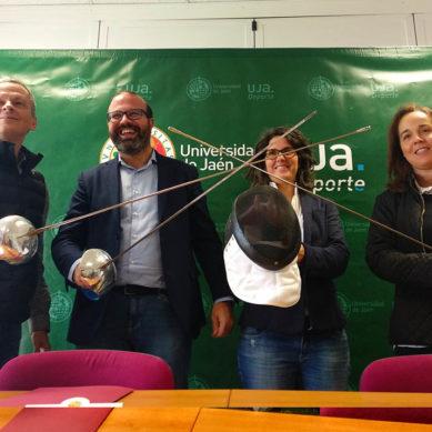 La mejor Esgrima andaluza se da cita en la UJA