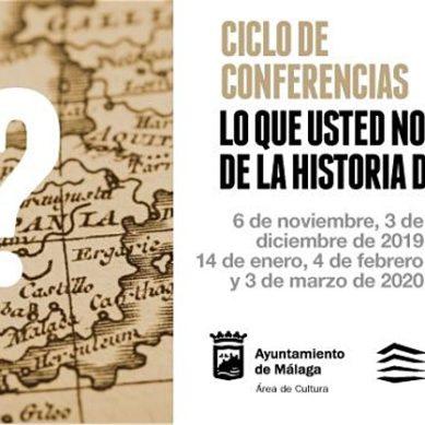 'Lo que usted no sabe de la historia de España', un ciclo para sorprenderse