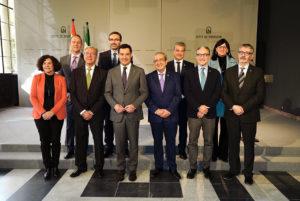 José Ángel Narváez toma posesión del cargo como rector de la Universidad de Málaga subrayando su compromiso con la universidad pública