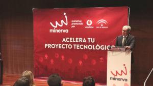 Economía y Vodafone inician la VII convocatoria del Programa Minerva impulsando 30 nuevos proyectos tecnológicos