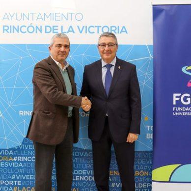 Rincón de la Victoria, un municipio más en la red 'UMA en la provincia'