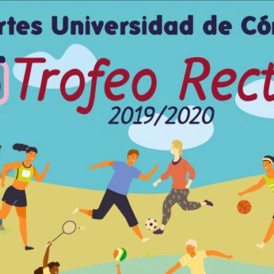 Tienes hasta el 31 de enero para participar en el Trofeo Rector de la UCO