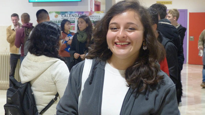 """""""Cuando regrese a México quiero ser una persona diferente"""""""