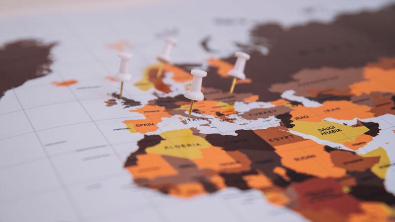 10 becas para impartir docencia en las universidades europeas con convenio