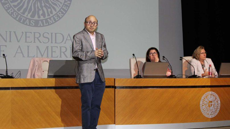 Jesús Vidal ofrece las claves para ser 'campeón' en la UAL