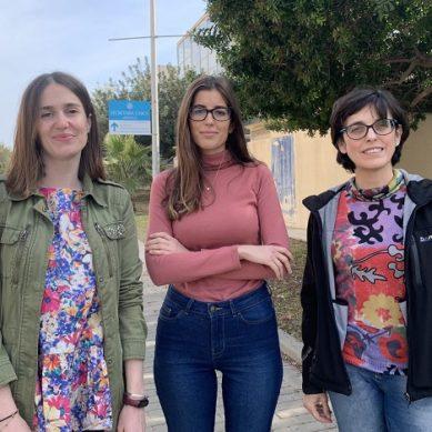 Investigadoras de la UAL fomentan la vocación científico-técnica en niñas a través de su experiencia