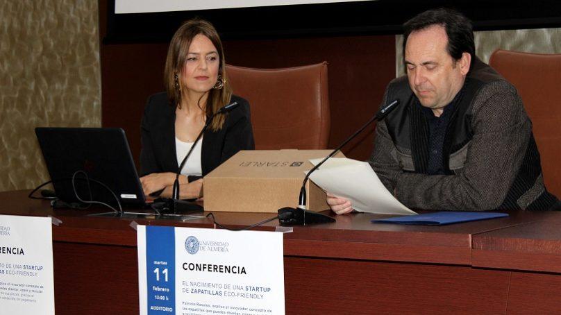 La experiencia de Patricia Rosales como inspiración emprendedora en la UAL