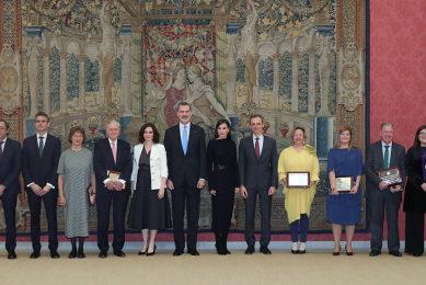 Los Premios Nacionales como reconocimiento de la investigación científica en España