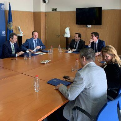 La Cátedra de Turismo Sostenible de la UAL da sus primeros pasos