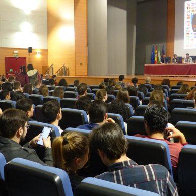Jornada de bienvenida para los estudiantes extranjeros recién llegados a la UJA