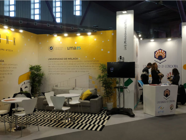 Stand del Link By UMA Tech