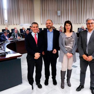 El Pacto Andaluz por el Agua continúa desarrollándose en Córdoba