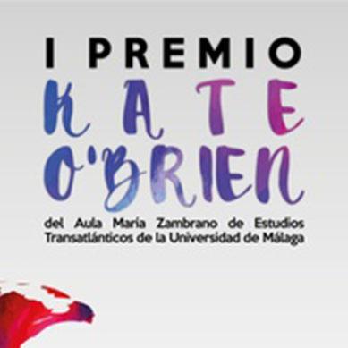 Continúa abierta la primera edición Premio Kate O'Brien
