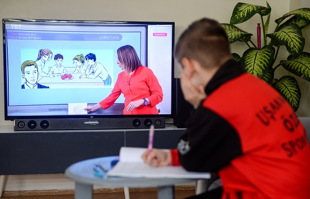 'Aprendemos en casa', la apuesta didáctica de RTVE y el Ministerio de Educación