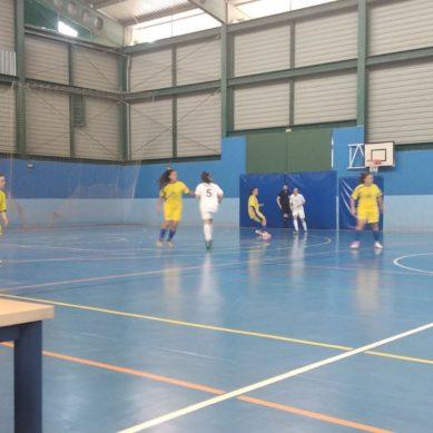 CAU2020 de Fútbol Sala y Pádel, resultados de la primera jornada de encuentros