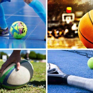 CAU2020: medallistas de Fútbol Sala, Pádel y Rugby 7 y finalistas de Baloncesto Masculino