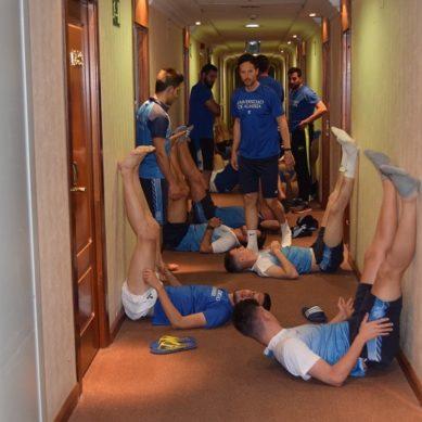 Estudiantes de Fisioterapia, el fichaje estrella de las selecciones UAL para los CAU2020