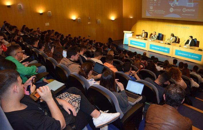 El mundo del Marketing en tiempos modernos, a debate en la UAL