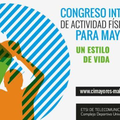 La UMA acogerá la VIII edición del Congreso Internacional de Actividad Físico Deportiva para Mayores