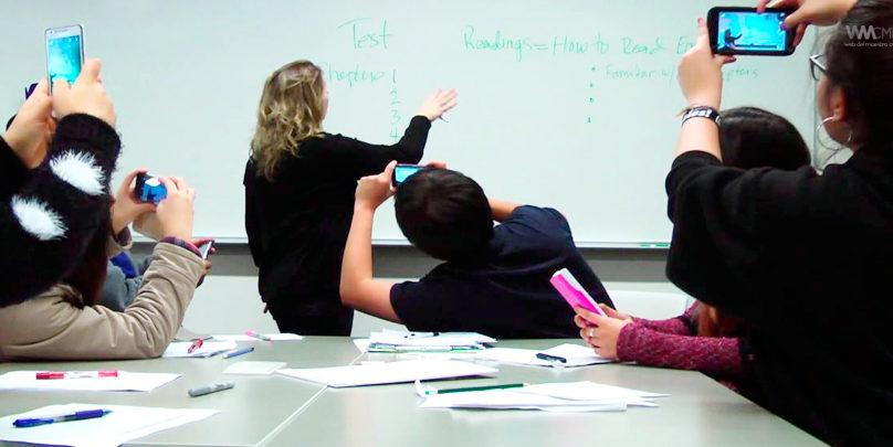 Dispositivos móviles y aprendizaje, un tándem beneficioso para el estudiante