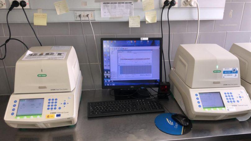 Investigadores e instrumental científico de la UJA al servicio de las fuerzas sanitarias para frenar el coronavirus